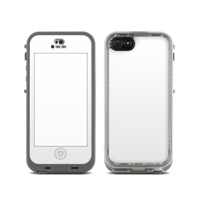 LifeProof iPhone 5C Fre Case Skin - Solid State White