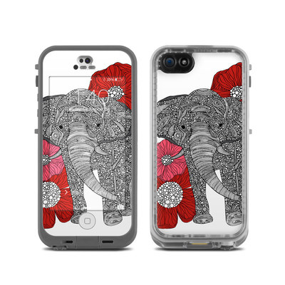 LifeProof iPhone 5C Fre Case Skin - The Elephant