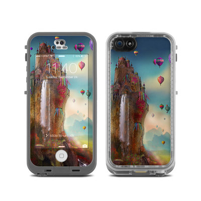 LifeProof iPhone 5C Fre Case Skin - The Festival
