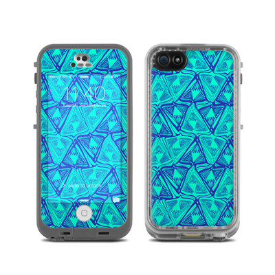 LifeProof iPhone 5C Fre Case Skin - Tribal Beat