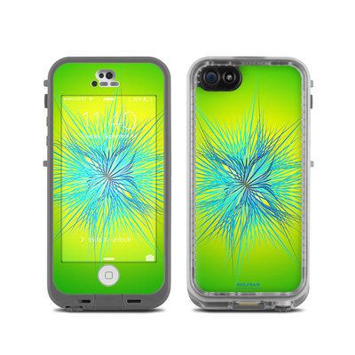 LifeProof iPhone 5C Fre Case Skin - Tube Stellations