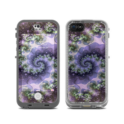 LifeProof iPhone 5C Fre Case Skin - Turbulent Dreams