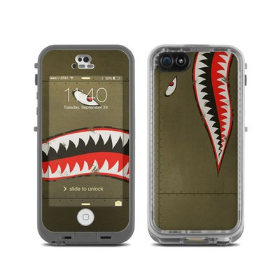 LifeProof iPhone 5C Fre Case Skin - USAF Shark