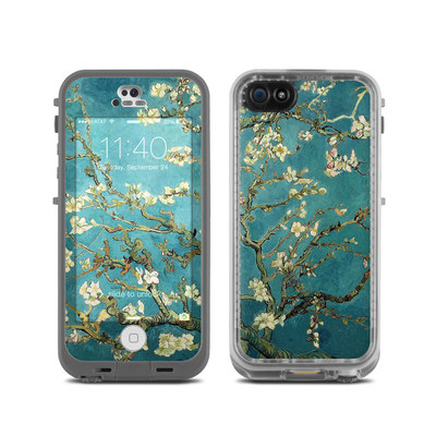 LifeProof iPhone 5C Fre Case Skin - Blossoming Almond Tree