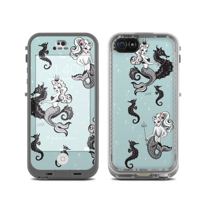 LifeProof iPhone 5C Fre Case Skin - Vintage Mermaid