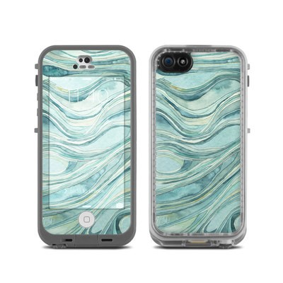 LifeProof iPhone 5C Fre Case Skin - Waves