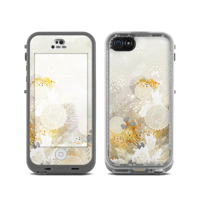 LifeProof iPhone 5C Fre Case Skin - White Velvet