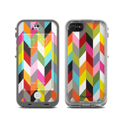 LifeProof iPhone 5C Fre Case Skin - Ziggy Condensed
