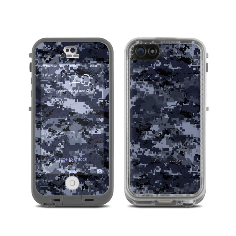 camo lifeproof case iphone 5c lifeproof iphone 5c fre skin digital navy camo by 16751