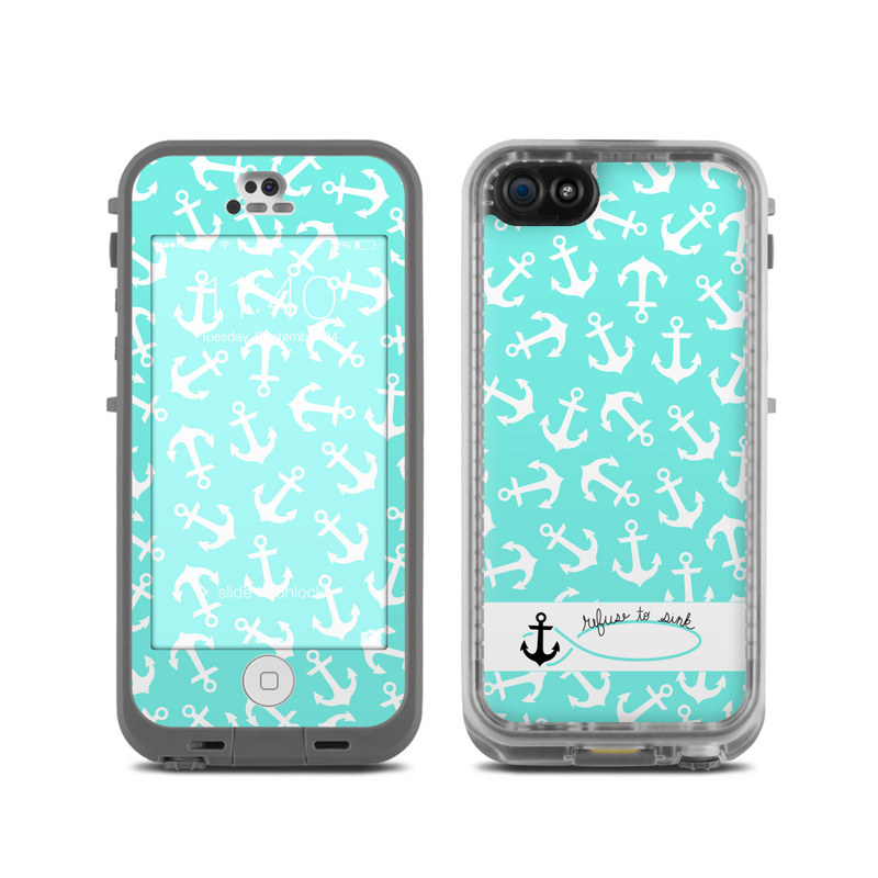 iphone 5c lifeproof case lifeproof iphone 5c fre skin refuse to sink by 1518