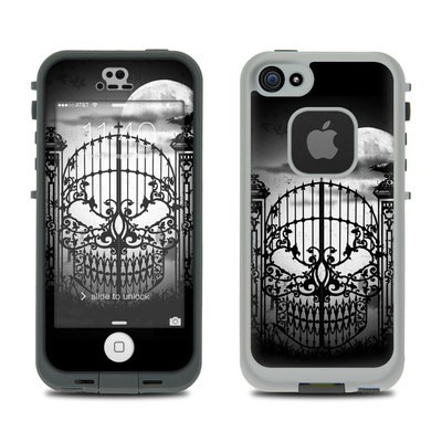 Lifeproof iPhone 5S Fre Case Skin - Abandon Hope