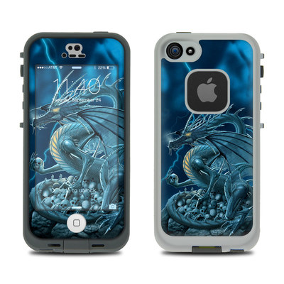 LifeProof iPhone 5S Fre Case Skin - Abolisher