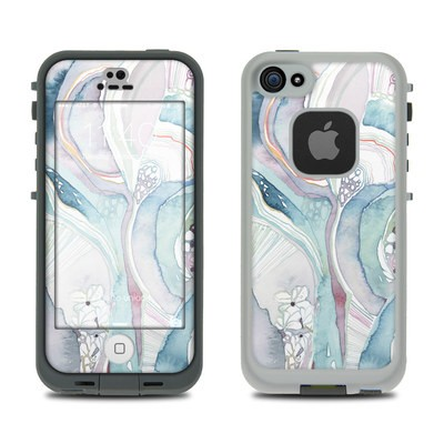 Lifeproof iPhone 5S Fre Case Skin - Abstract Organic