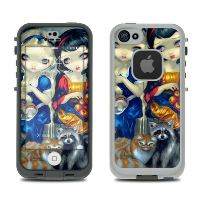 LifeProof iPhone 5S Fre Case Skin - Alice & Snow White