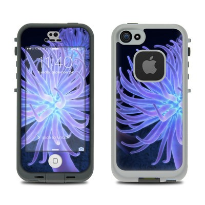 Lifeproof iPhone 5S Fre Case Skin - Anemones