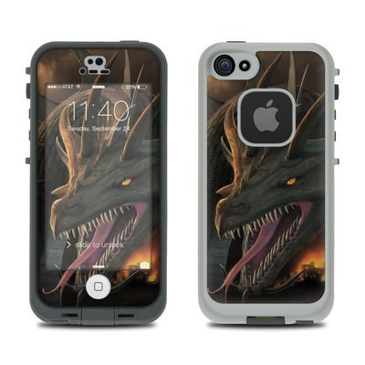 LifeProof iPhone 5S Fre Case Skin - Annihilator