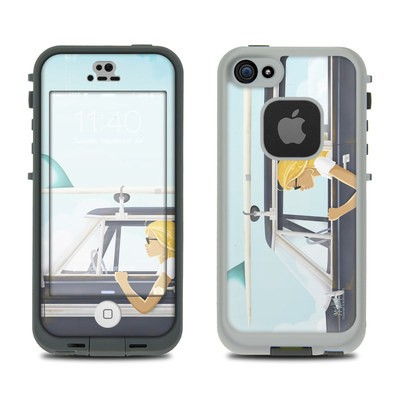 LifeProof iPhone 5S Fre Case Skin - Anticipation