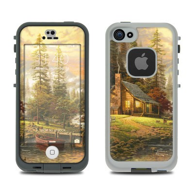 Lifeproof iPhone 5S Fre Case Skin - A Peaceful Retreat