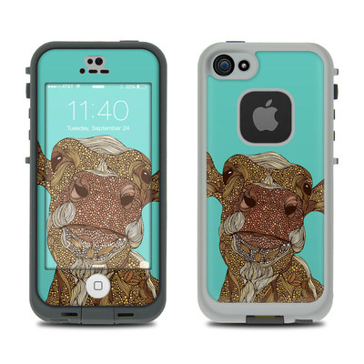 LifeProof iPhone 5S Fre Case Skin - Arabella
