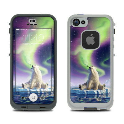 LifeProof iPhone 5S Fre Case Skin - Arctic Kiss