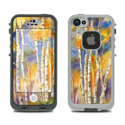 LifeProof iPhone 5S Fre Case Skin - Aspens