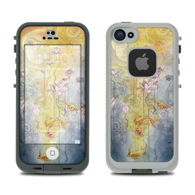 Lifeproof iPhone 5S Fre Case Skin - Aspirations