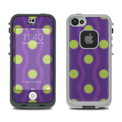 LifeProof iPhone 5S Fre Case Skin - Atomic