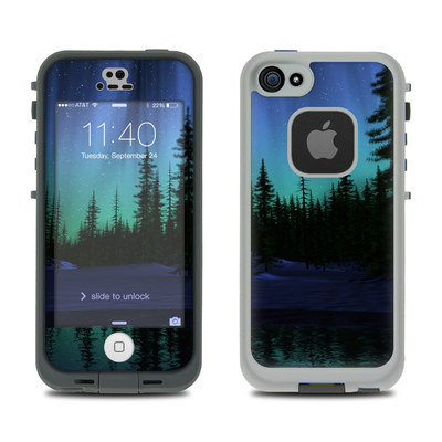 LifeProof iPhone 5S Fre Case Skin - Aurora