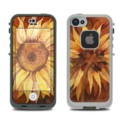 LifeProof iPhone 5S Fre Case Skin - Autumn Beauty