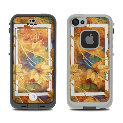 Lifeproof iPhone 5S Fre Case Skin - Autumn Days