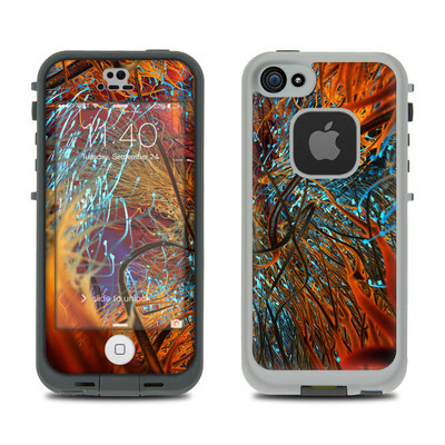 LifeProof iPhone 5S Fre Case Skin - Axonal