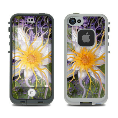 LifeProof iPhone 5S Fre Case Skin - Bali Dream Flower