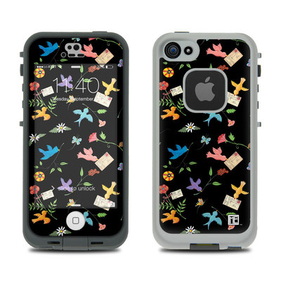 LifeProof iPhone 5S Fre Case Skin - Birds