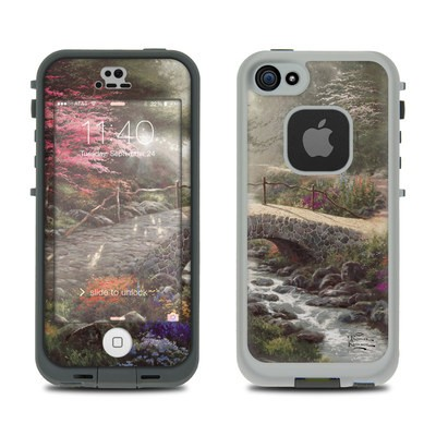 Lifeproof iPhone 5S Fre Case Skin - Bridge of Faith
