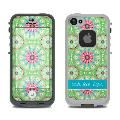 LifeProof iPhone 5S Fre Case Skin - Boho