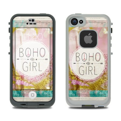 Lifeproof iPhone 5S Fre Case Skin - Boho Girl