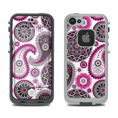 LifeProof iPhone 5S Fre Case Skin - Boho Girl Paisley