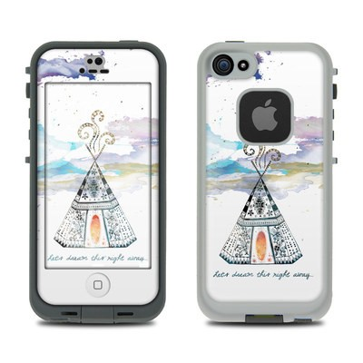 Lifeproof iPhone 5S Fre Case Skin - Boho Teepee