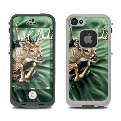 Lifeproof iPhone 5S Fre Case Skin - Break Through Deer