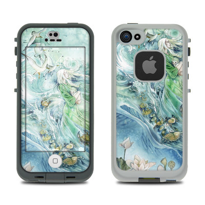 LifeProof iPhone 5S Fre Case Skin - Cancer