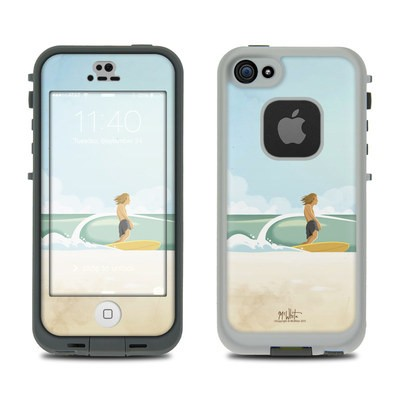 LifeProof iPhone 5S Fre Case Skin - Casual Friday