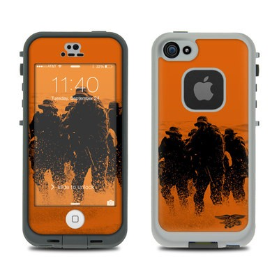 Lifeproof iPhone 5S Fre Case Skin - Charge