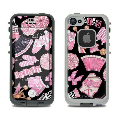 LifeProof iPhone 5S Fre Case Skin - Cheerleader