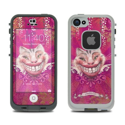 Lifeproof iPhone 5S Fre Case Skin - Cheshire