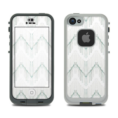 LifeProof iPhone 5S Fre Case Skin - Chic Chevron