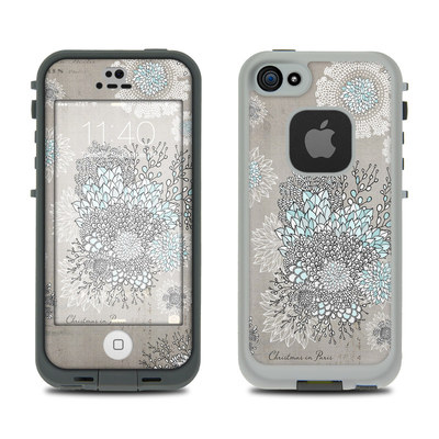 LifeProof iPhone 5S Fre Case Skin - Christmas In Paris