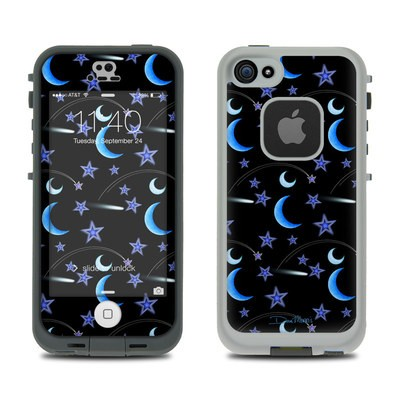 Lifeproof iPhone 5S Fre Case Skin - Crescent Moons