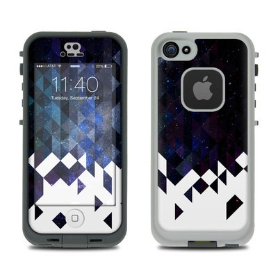 Lifeproof iPhone 5S Fre Case Skin - Collapse