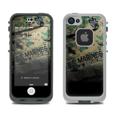 LifeProof iPhone 5S Fre Case Skin - Courage