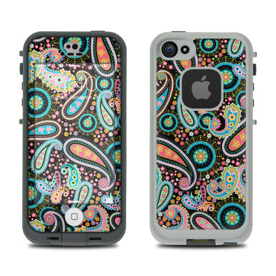 LifeProof iPhone 5S Fre Case Skin - Crazy Daisy Paisley